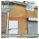 GLC Bunkhouse - 85pp Francis St Bike Storage